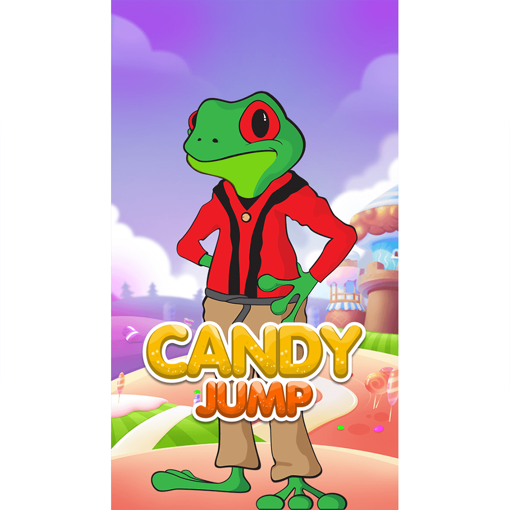 Izzy Candy Jump