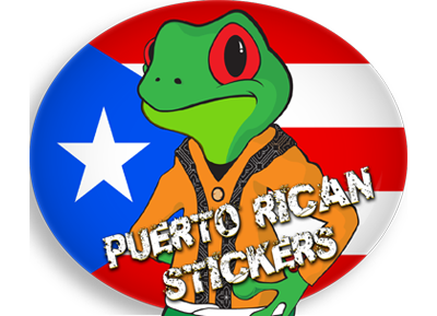 Puerto Rican Stickers
